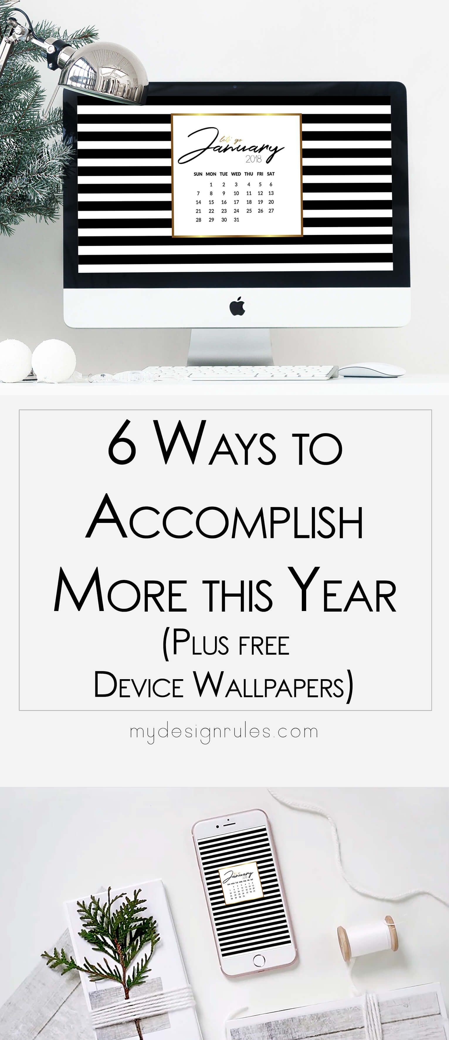 Accomplish More In