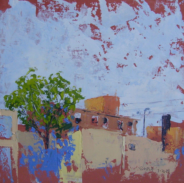 Etsy Art Urban Landscape Original Oil Painting Plein Air Small Affordable