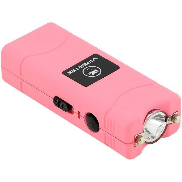 VIPERTEK VTS-881 - 100,000,000 Micro Stun Gun - Rechargeable with