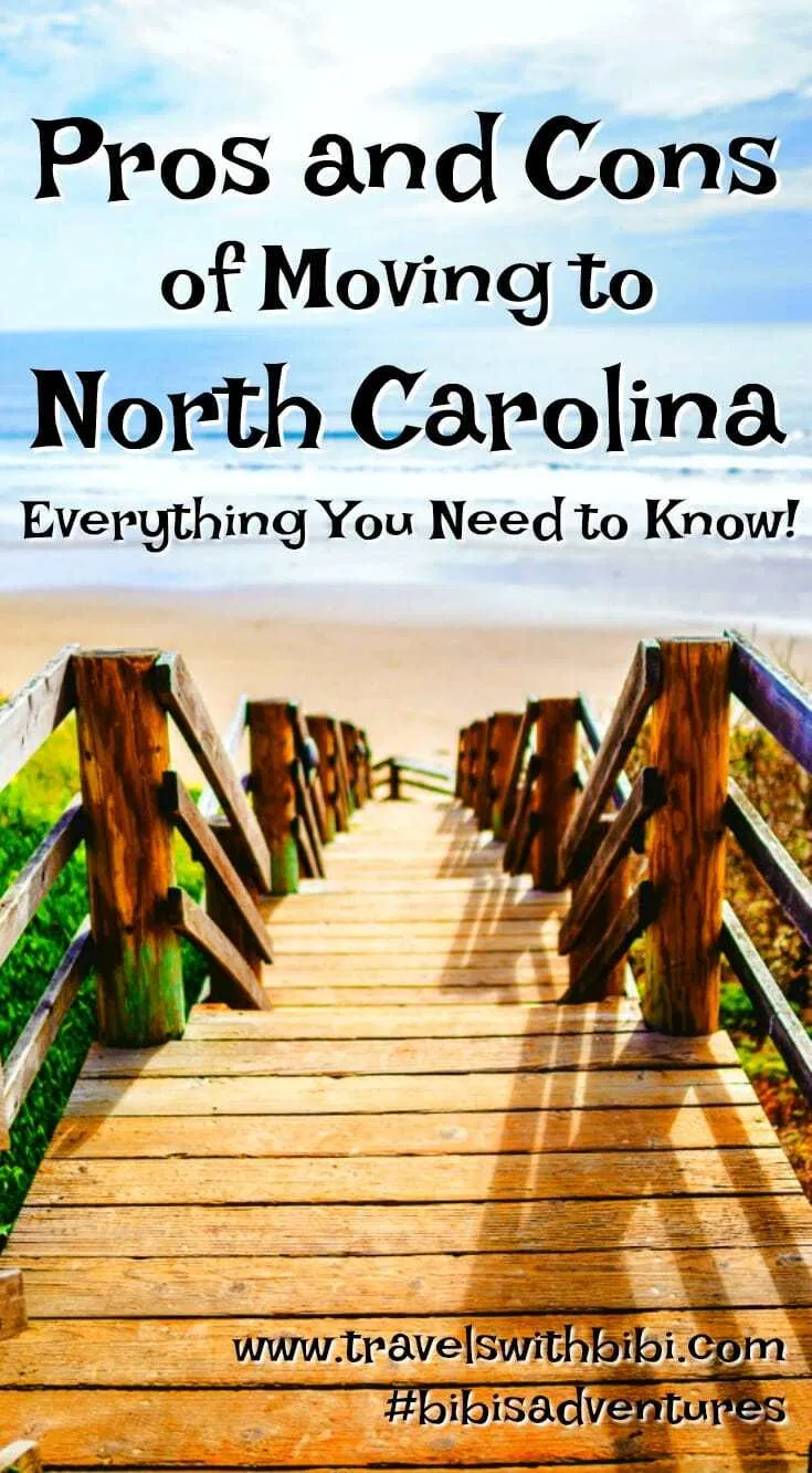 Relocating Why You Should Move To North Carolina Moving To