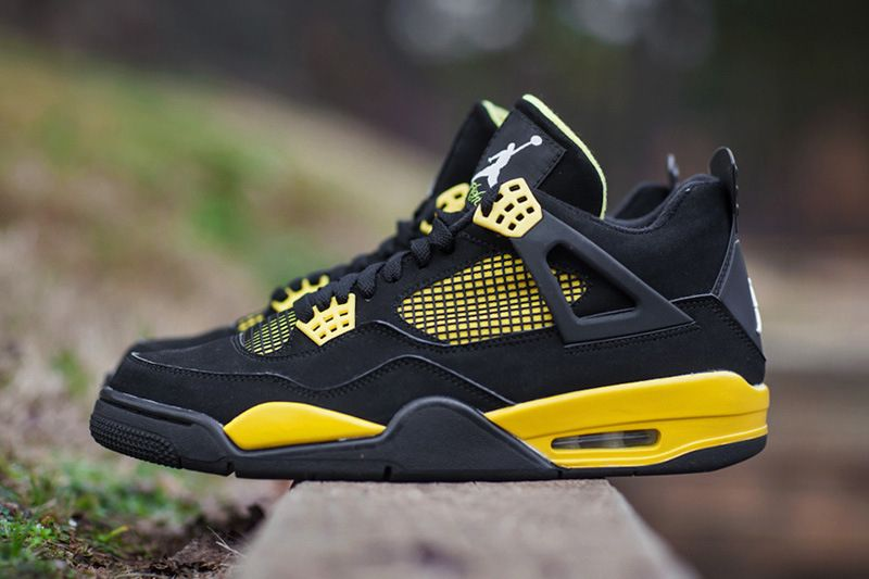 the best attitude 4a054 57eb5 Air Jordan 4