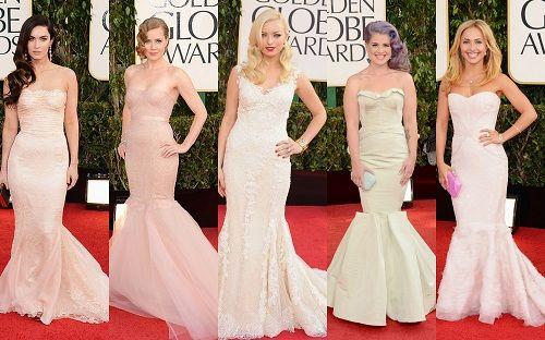 Celebridade: Golden Globe Awards - Globo de ouro