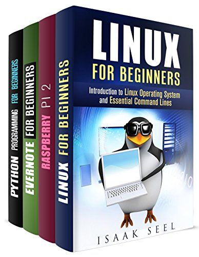 Download free Computer Programming Box Set (4 in 1): Linux