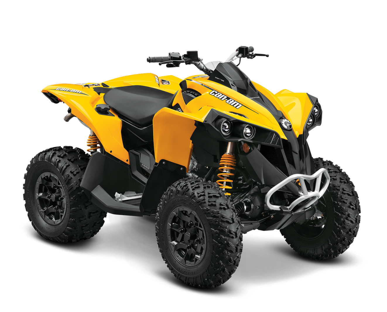 Can Am Renegade Atvs The Best Sport 4x4 Performance Can Am Off