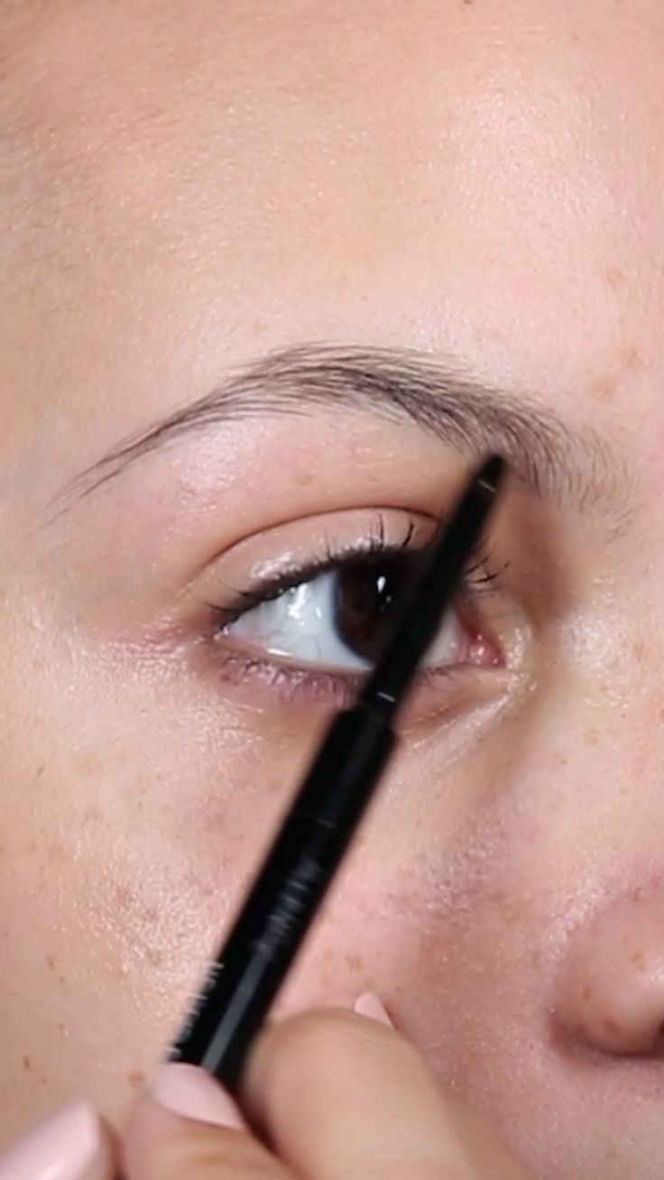 887c6d67417 Shape and define brows with the Maybelline Brow Precise Micro Pencil and  finish with the Brow Drama Sculpting Brow Gel for a bold look.