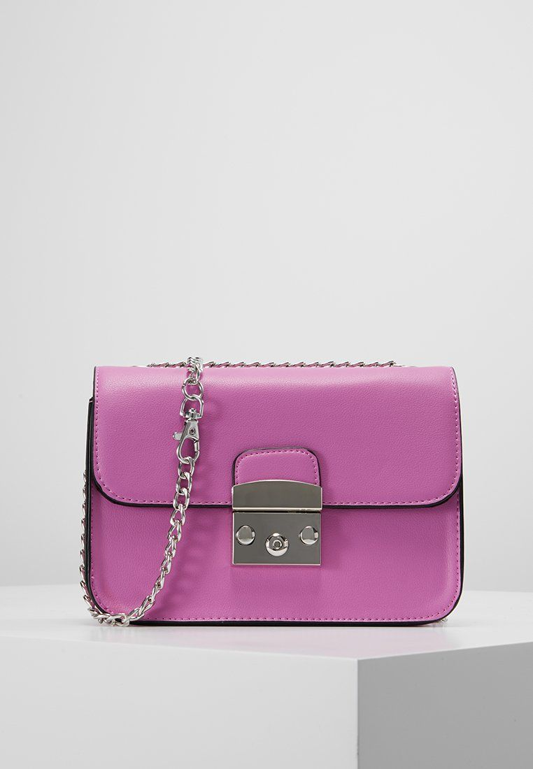 82c17ece76689 Even Odd Across body bag - berry - Zalando.co.uk
