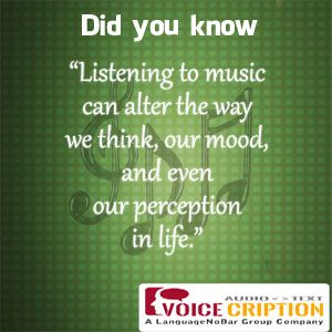 #Voicecription #voiceovercompany