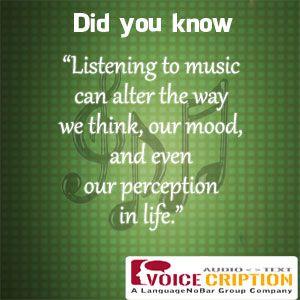 #Voicecription #voiceovercompany