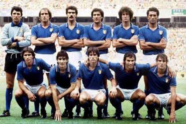 XII Copa Mundial de Fútbol España 1982. El campeon del Mundial fue Italia.