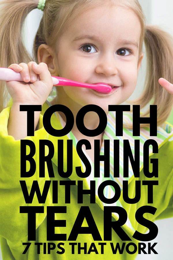 Toddler wont brush their teeth Weve got 7 mom hacks and teeth activities to help encourage proper dental hygiene without whining These toothbrushing tips for toddlers wil...