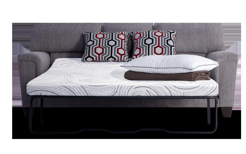 Calvin Concrete Gray Bob O Pedic Cooling Queen Sleeper Sofa Sleeper Sofa Cheap Sofa Beds Sofa Cheap sofa beds under 100