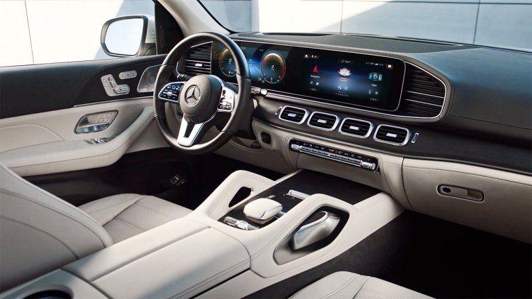 Gls Interior Design Mercedes Interior Mercedes Amg Mercedes