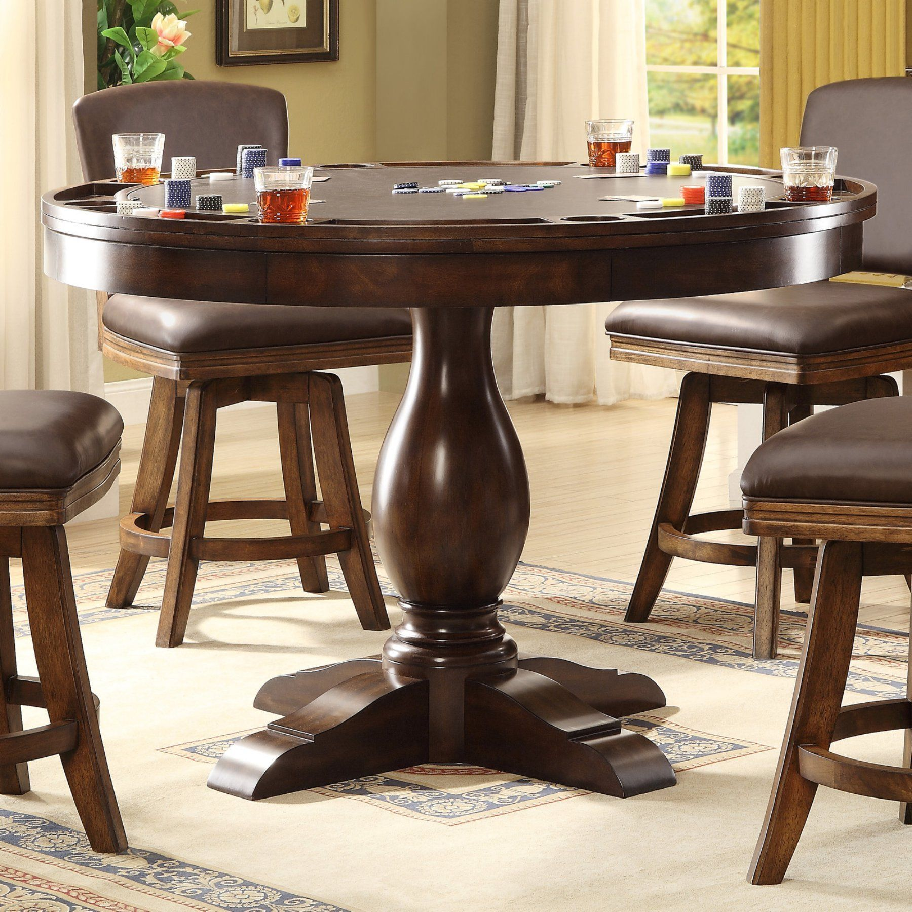 Attrayant Counter Height Game/Dining Table   ECI417
