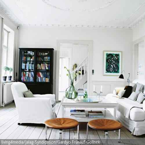 Deckengestaltung mit stuck home deko pinterest for Deckengestaltung wohnzimmer