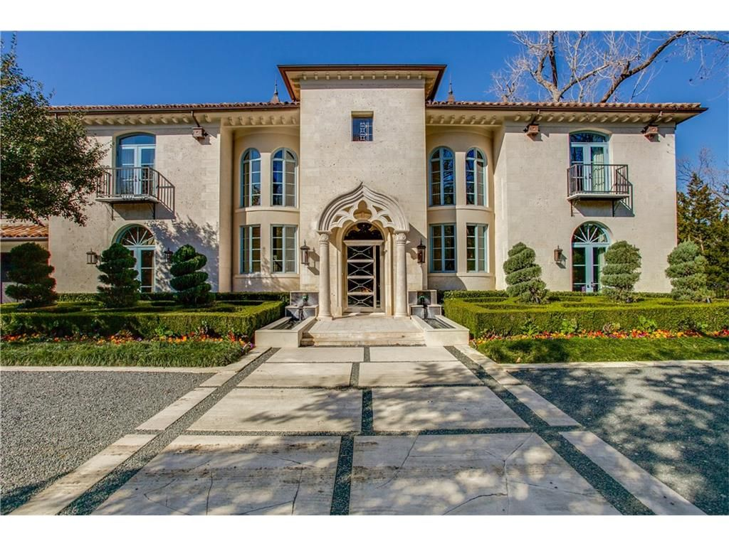 Real Housewives Of Dallas Star Stephanie Hollman Nabs Turtle Creek Estate At Auction