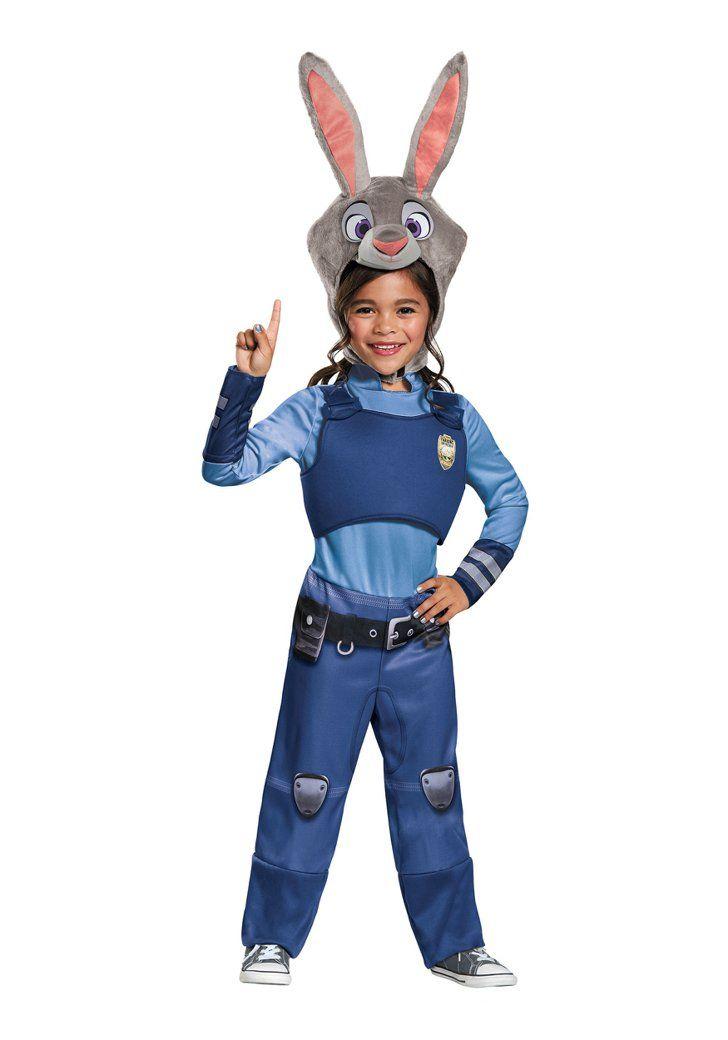 girls zootopia judy hopps costume - Judy Moody Halloween Costume