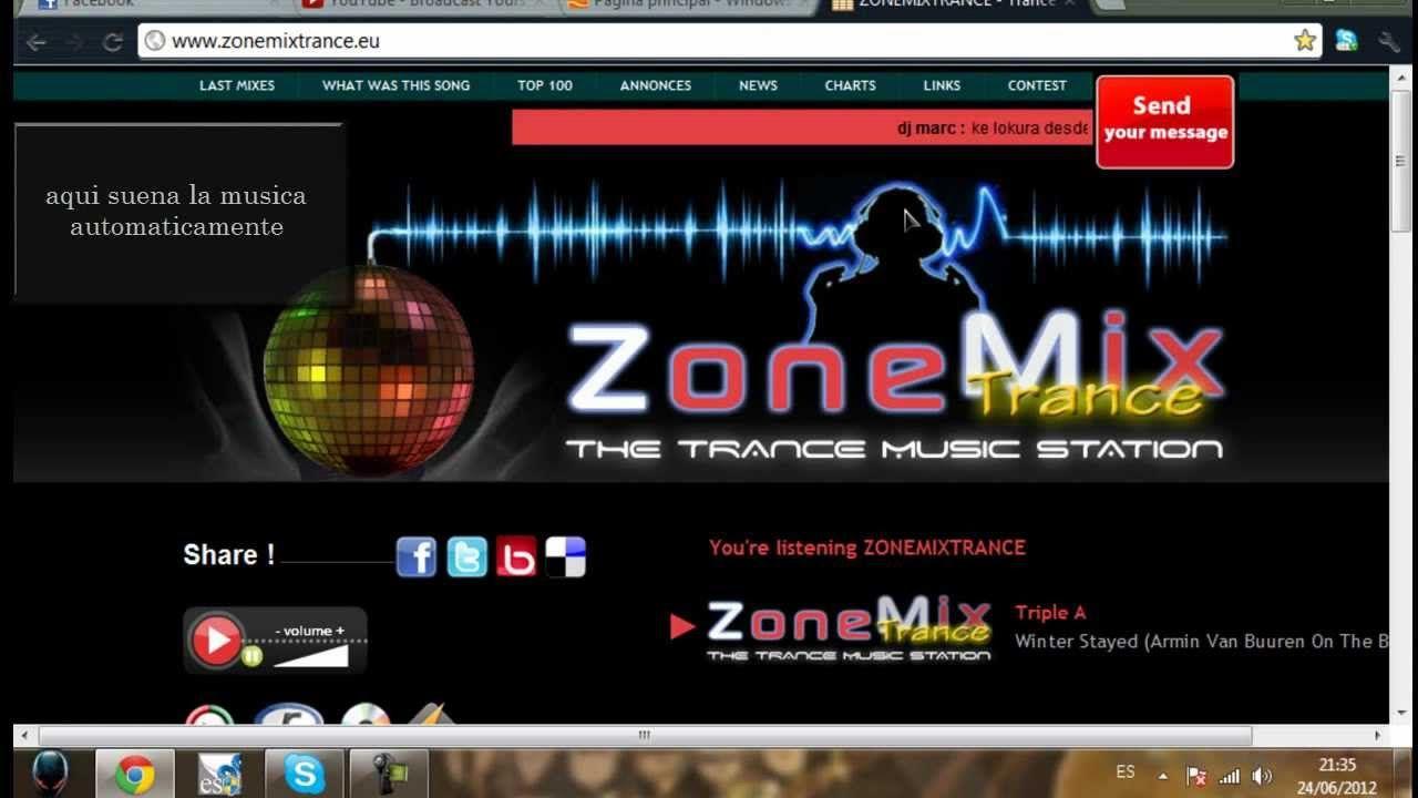 La Mejor Música Y La Más Escuchada Del Mundo Escuchar Musica Online Musica Online Escuchando Música
