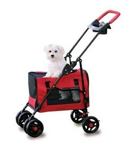 Coche Para Mascota Stroller Todo Mascotas Cr Cochecito Para Perro Trajes Para Perros Accesorios Para Perros