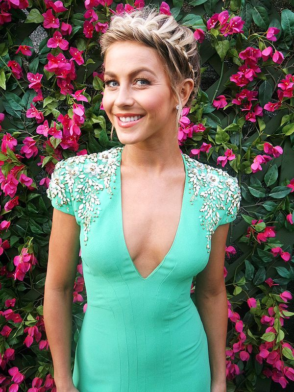 Julianne Hough's DWTS Photo Diary: Week 10 Was All About ...
