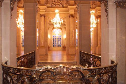 Ville de Nancy - Foyer du public de l'Opéra national de Lorraine  Proposé par l'Opéra national de Lorraine - Tous droits réservés
