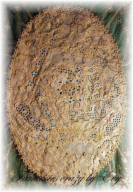Gorgeous lace piece