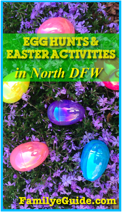 Easter Egg Hunts and Activities North DFW Easter egg