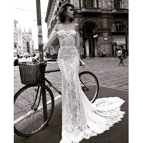 Editors Picks 20 Edgy Lace Wedding Dresses