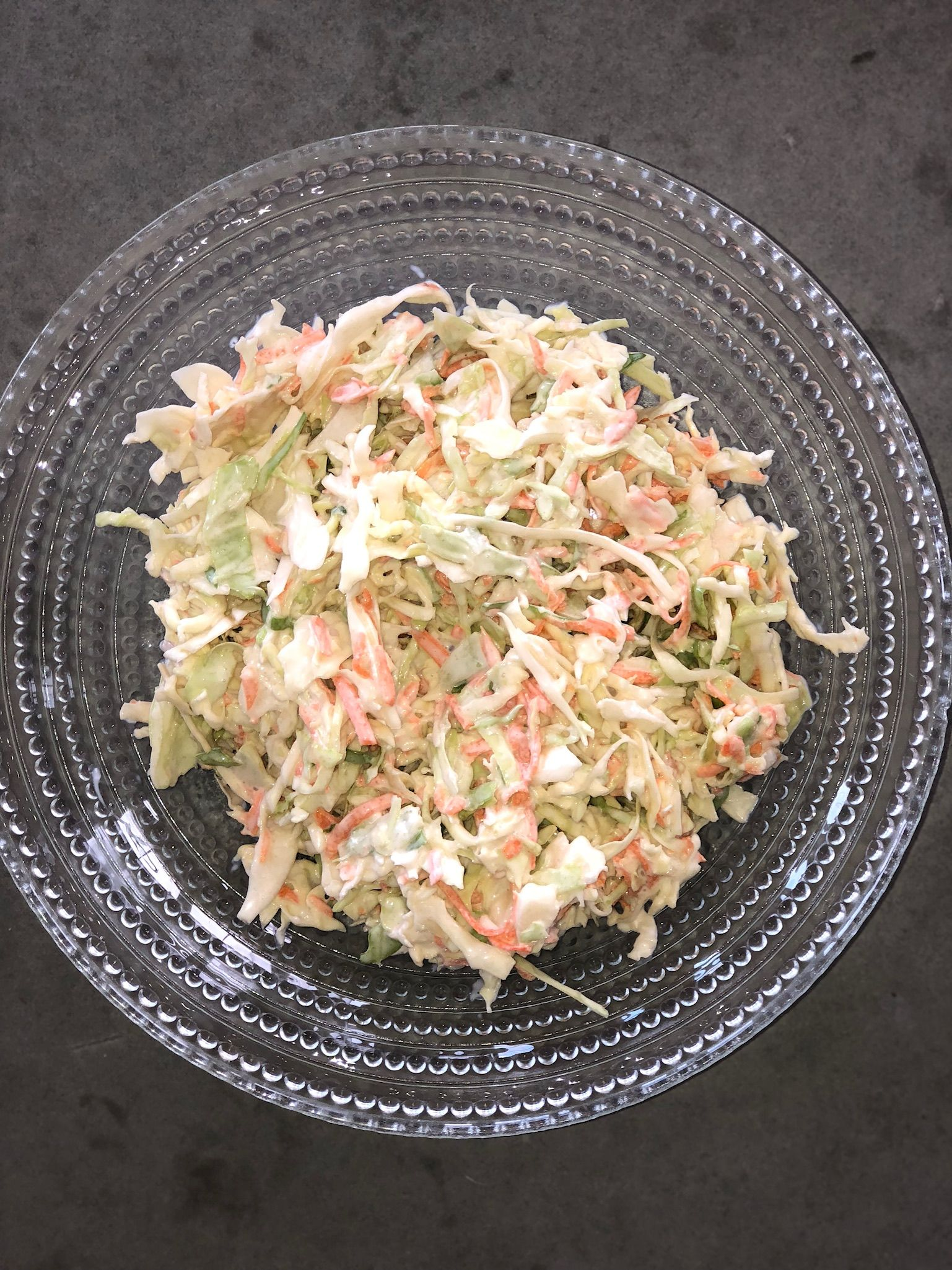 Simple, Delicious Coleslaw Recipe - Homestyle Hunny