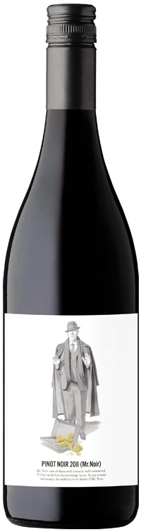This fresh 2011 Pinot Noir straight off the block shows what South Australia's regions have on offer. With lighter reds once again becoming all the rage with Australian wine drinkers, 'Mr Noir' is sure to develop an impressive fan base. Billowing with classic aromas of violets, red cherry and strawberry, each luscious, silky mouthful will enlighten your senses and introduce you to the taste of forest fruits and light oak.