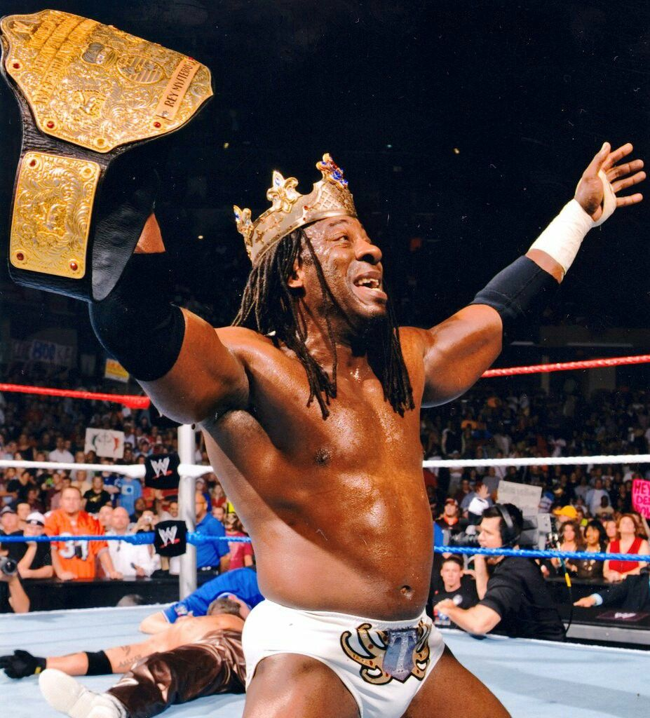 Booker T: WWE Hall Of Famer Tests Positive For COVID-19 2