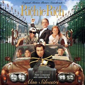 Soundtrack Review: Richie Rich by Alan Silvestri