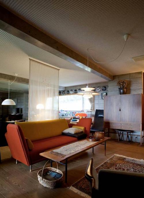 Visit The Home Of One Of The Greatest Historians Of 20th Century Scandinavian Design Professor Oda Noritsugu Sanctuary Niseko In 2020 Scandinavian Design Home Design