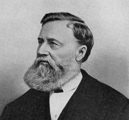 ISAAC SINGER, creator of Singer Sewing Machines