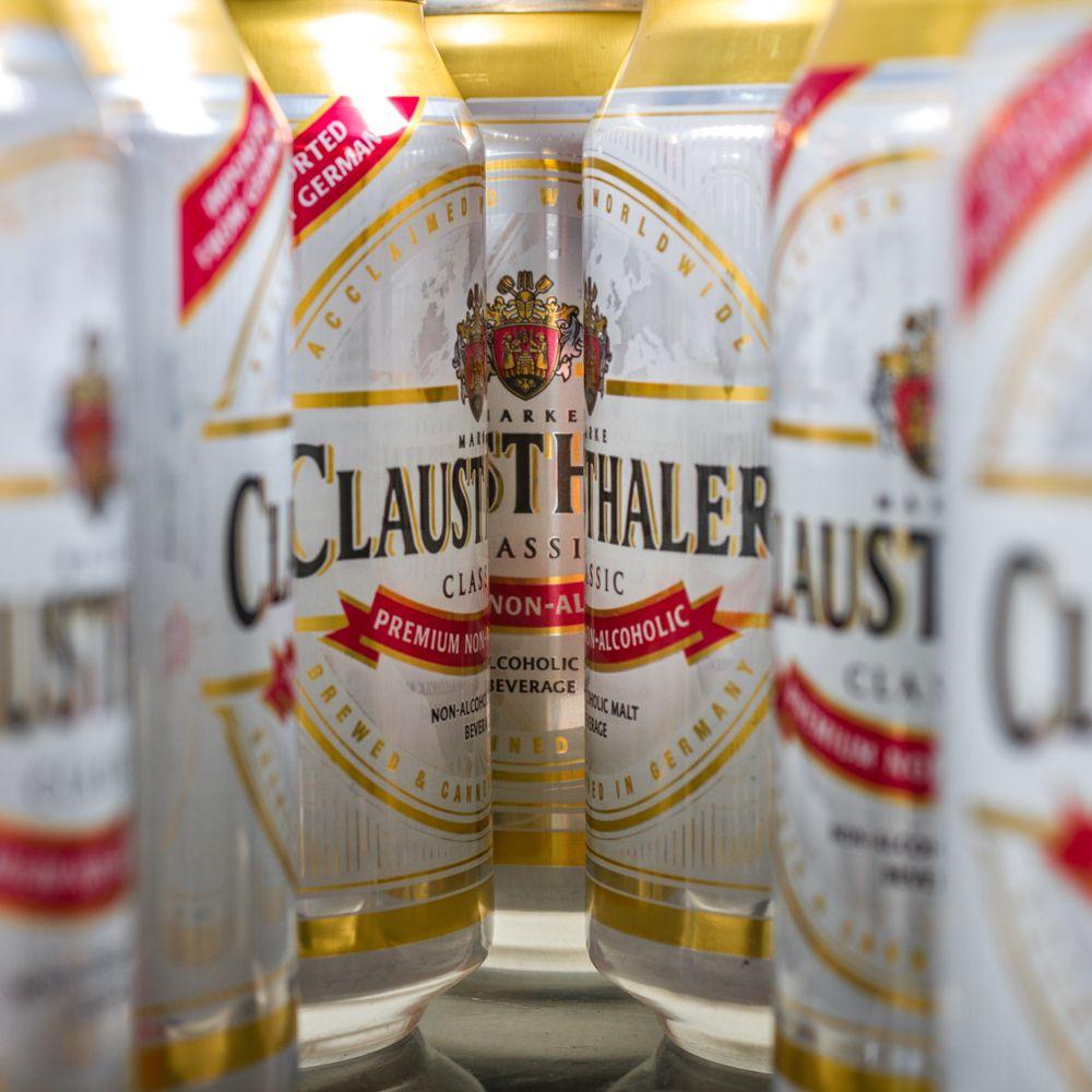 ¡Buen Miércoles! Recuerda que con Clausthaler puedes disfrutar buenos momentos sin alcohol