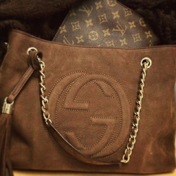 Fall favorite  My Gucci Soho NOT FOR SALE Not for sale just for show!  Gucci Bags
