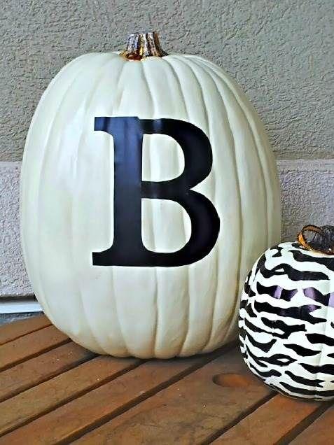 Go black and white this Halloween 7 irresistible DIY decor ideas - halloween crafts ideas