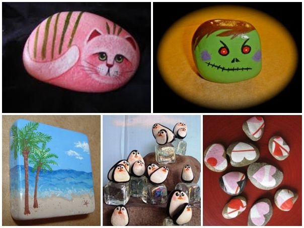 How to paint beautiful rock painting decoration step by step diy how to paint beautiful rock painting decoration step by step diy tutorial instructions how to solutioingenieria Gallery
