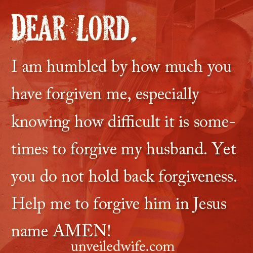 Prayer Forgiving My Spouse Prayer Of The Day For Marriage