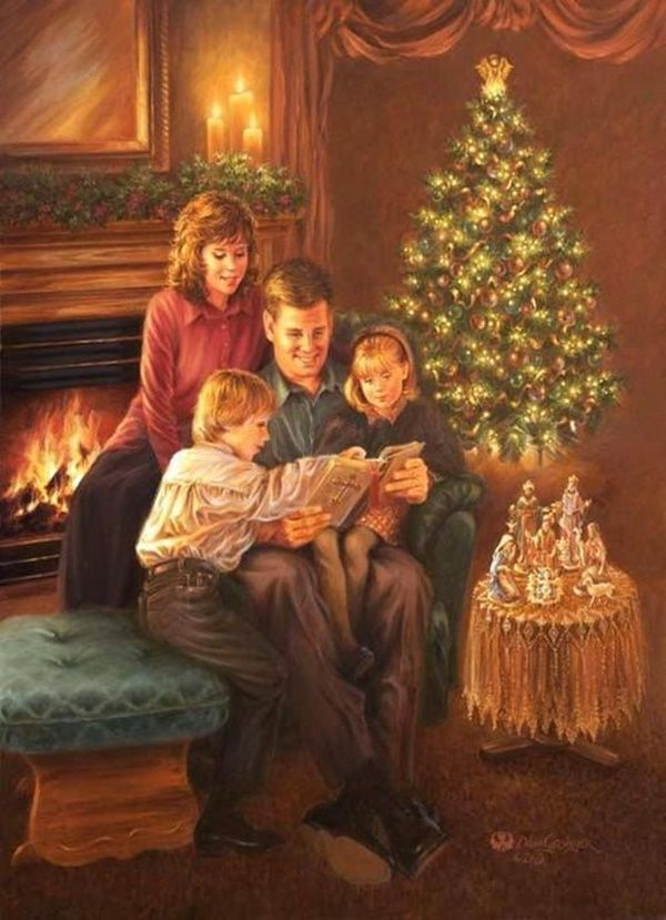 ~ Dona Gelsinger ~ Christmas