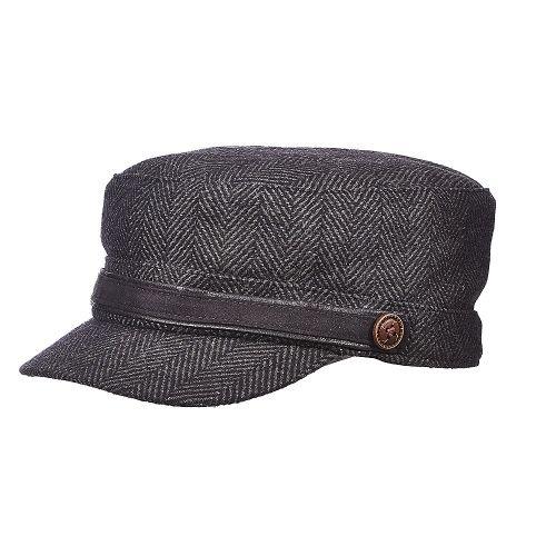 Diana - LW623 - Scala Wool Blend Cadet Hat  d318b1ad586