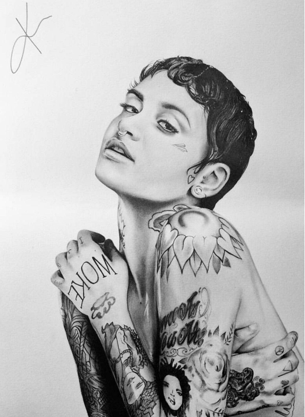 Kehlani fan art by artistskent kehlani in 2019 art pencil