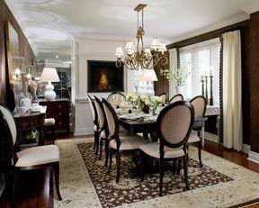 4-hgtv-candice-olson-dining-room.jpg 288×231 pixels | Luscious ...
