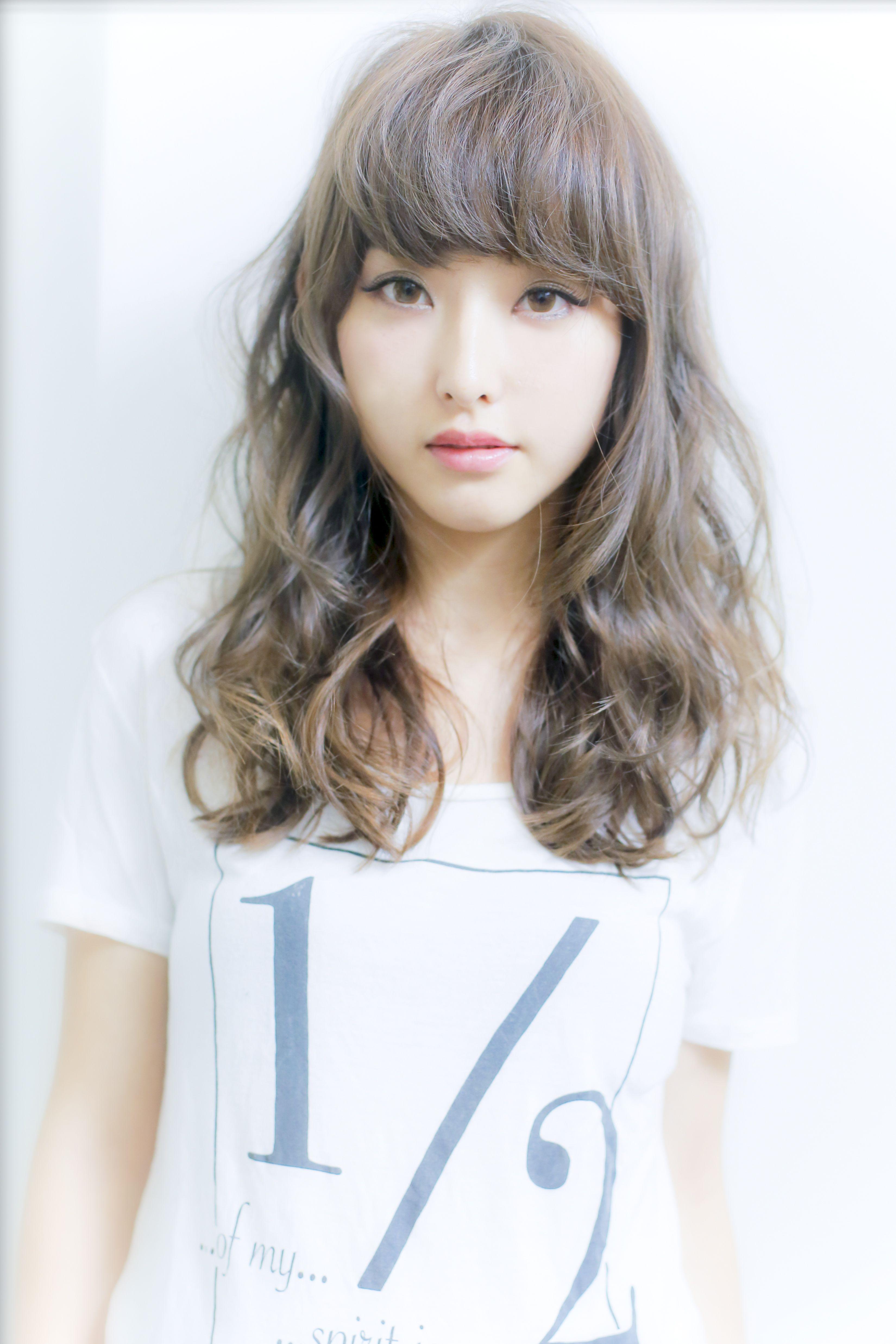 Hair おしゃれまとめの人気アイデア Pinterest Takahiro Nakama 美人 ヘアスタイル ヘアスタイル ヘアカタログ ロング