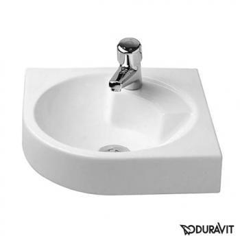 duravit architec eck waschtisch wei mit wondergliss mit 1 hahnloch bad bathroom pinterest. Black Bedroom Furniture Sets. Home Design Ideas