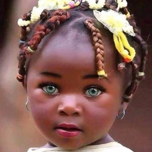 Красота — она и в Африке…