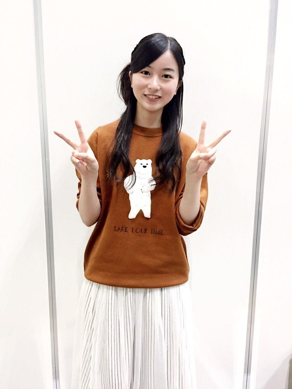 佐々木琴子の私服画像