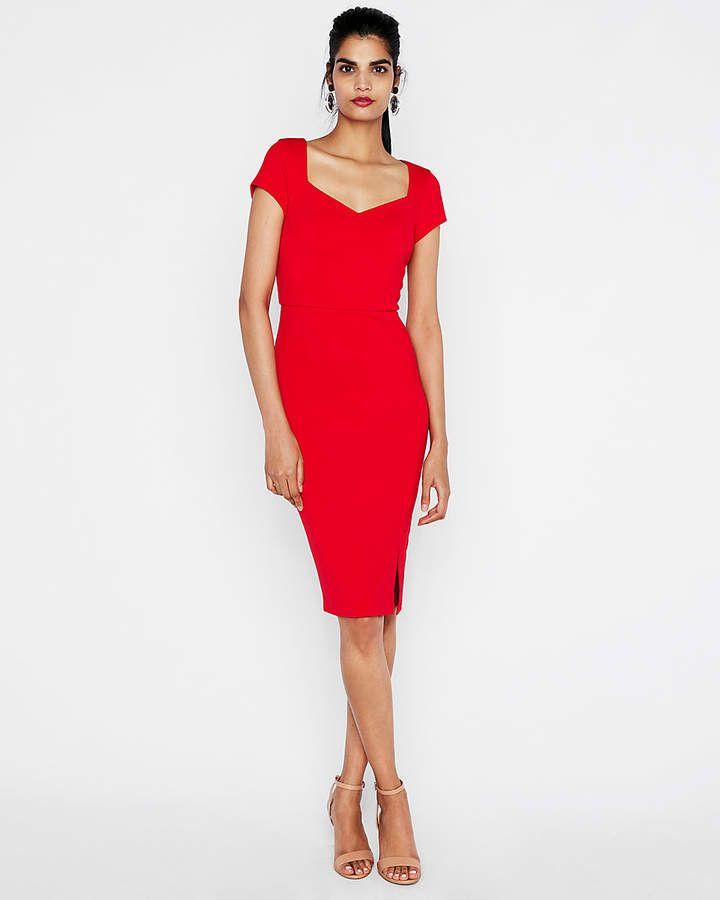 Petite red sheath dress, prenang women fucking painful