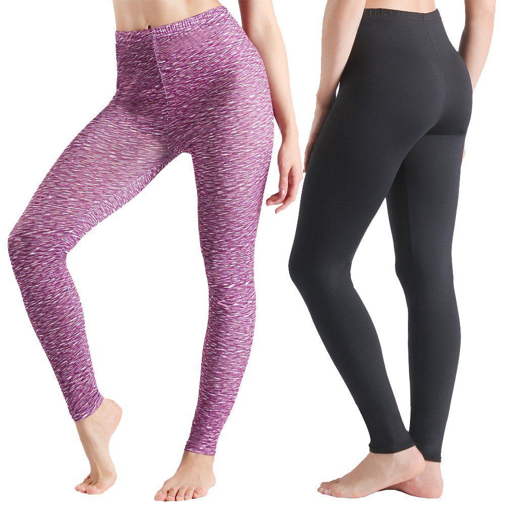 e2a4915779684a Womens Yoga Pants Capri,J'colour Ladies Active Wear Yoga Running  Performance All Sports