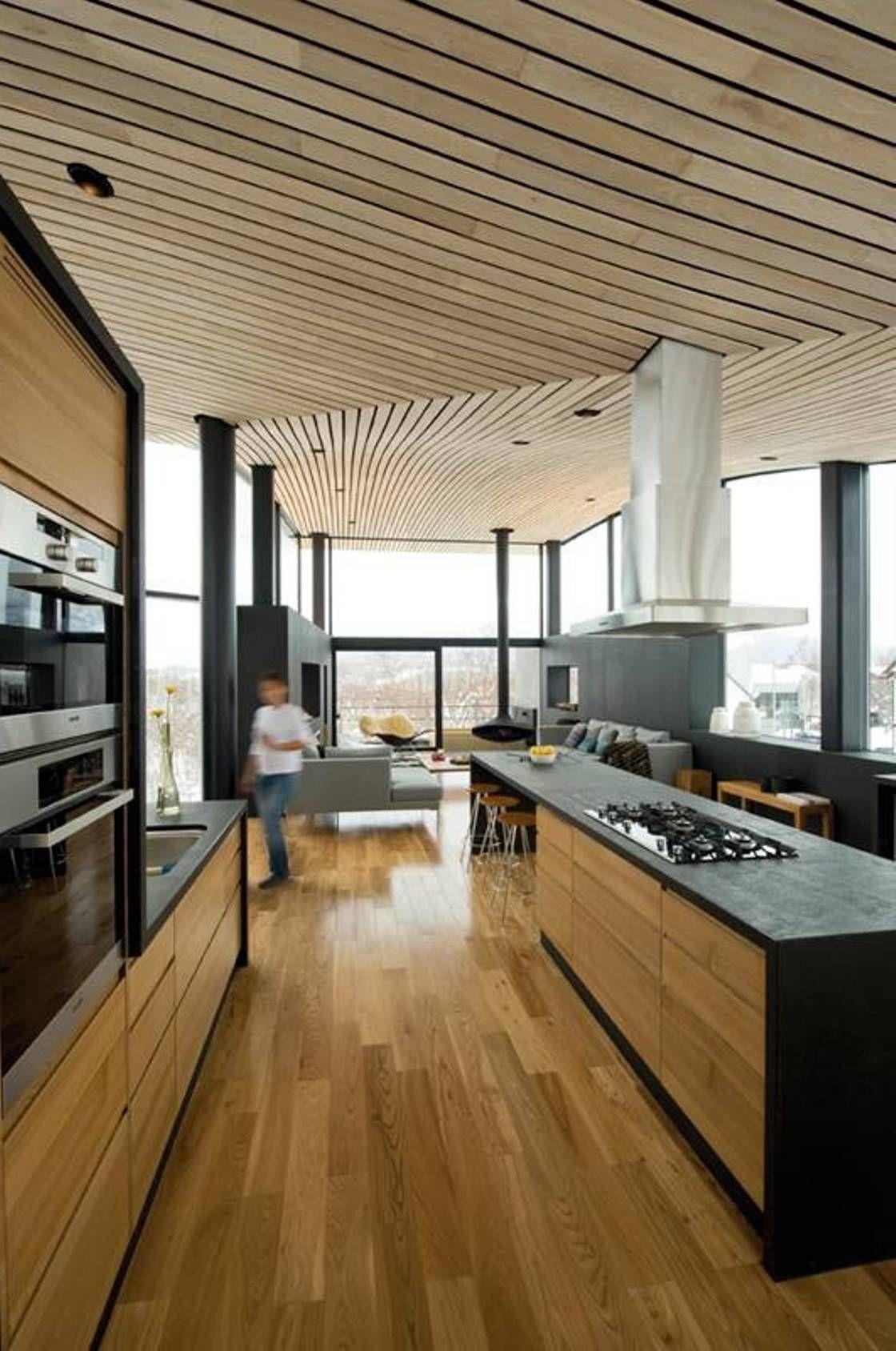 Awesome Modern Japanese Style Kitchen Idea Kitchen Styling
