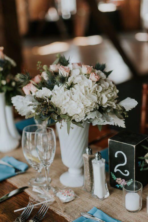 Maryland Winery Wedding Rustic Wedding Centerpieces Wedding